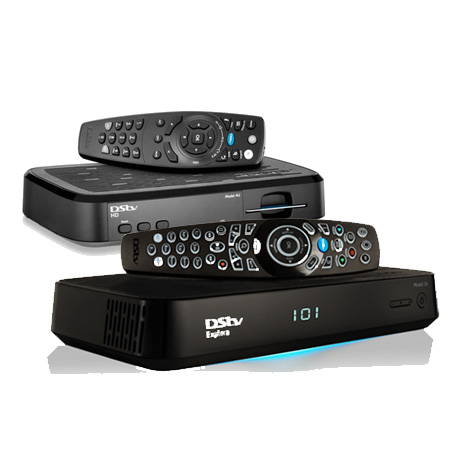 DSTV Explora+ DSTV HD Decoder Extra View