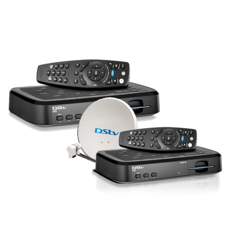 dstv hd decoder extra view two
